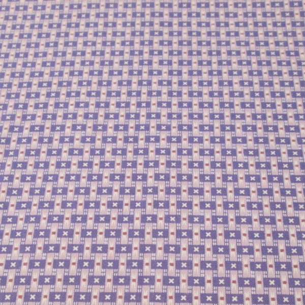 lavender checks