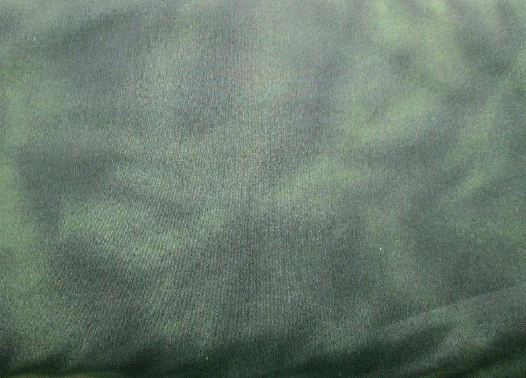 green mottled cotton