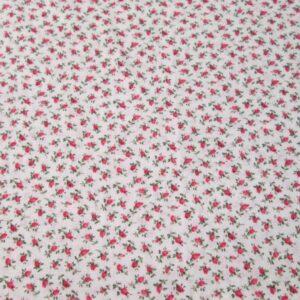 rosebud calico
