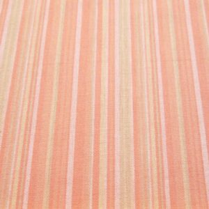 Salmon tan Stripes