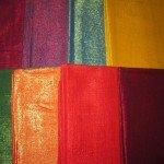 Red Metallic Sheen Fat Quarter Bundle