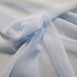 Light Blue Chiffon