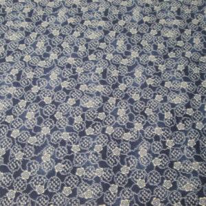 Blue & White Fabri-Quilt