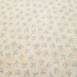 Daisy Kingdom Baby Bows Cotton Fabric