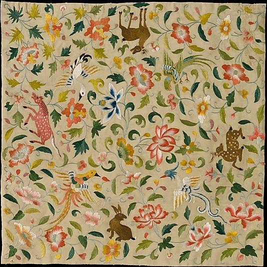Han Dynasty Embroidery