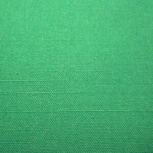 Green Cotton Canvas
