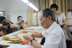 Chinese Master Embroiderers